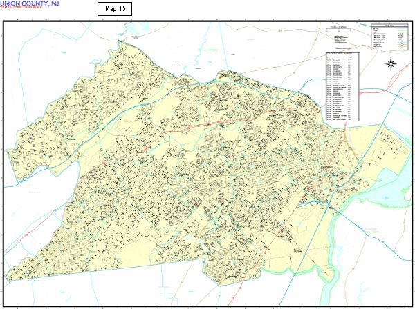County Map 15