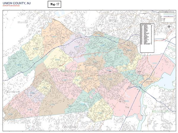 County Map 17