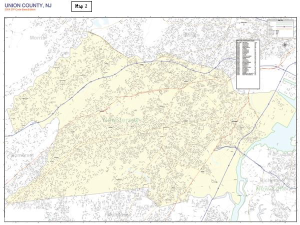 County Map 2