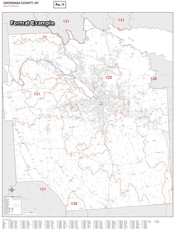 County Map 24