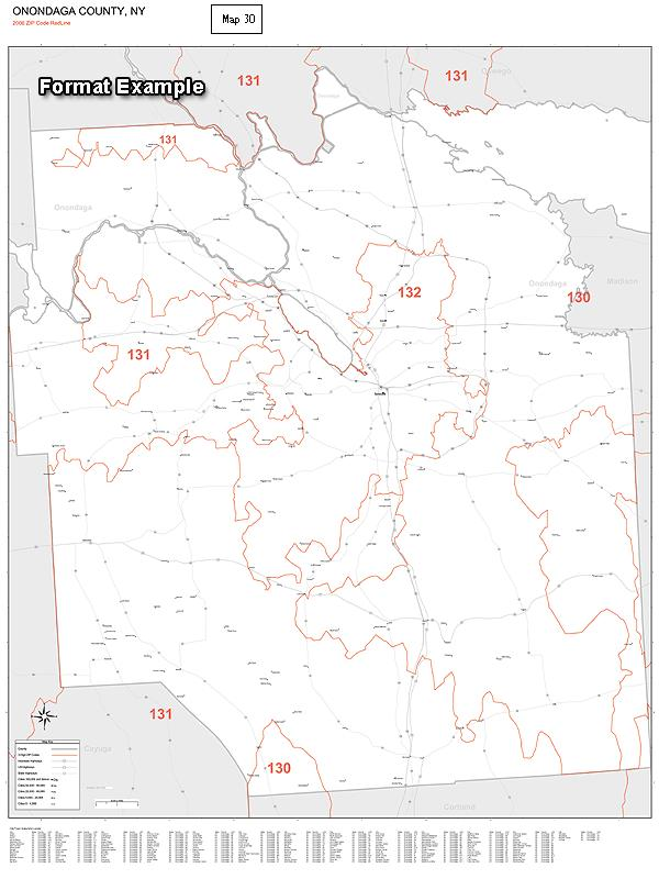 County Map 30