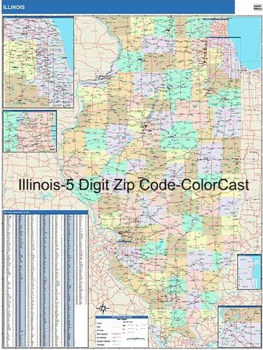 Belleville Il Zip Code Map | Zip Code MAP