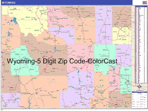 Laramie Wyoming Zip Code Map Zip Code Map